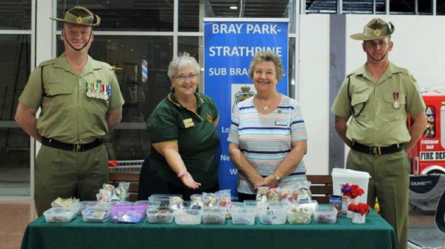 RSL Brisbane North Bray Park Strathpine RSL Subbranch