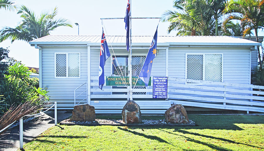 RSL Queensland RSL Brisbane North District Pine Rivers RSL Sub-branch