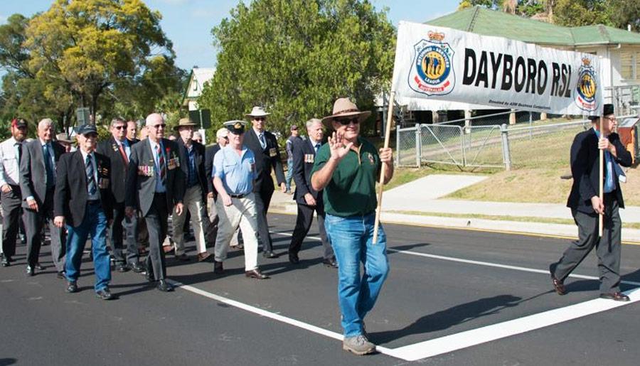 RSL Queensland RSL Brisbane North District Dayboro RSL Sub-branch