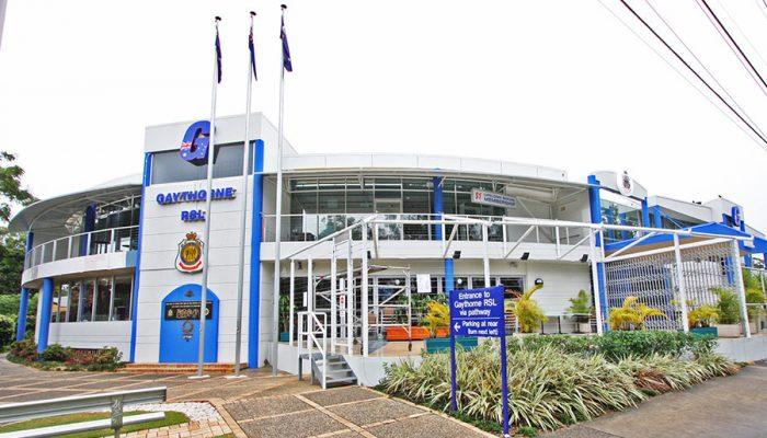 RSL Queensland RSL Brisbane North District Gaythorne RSL Sub-branch