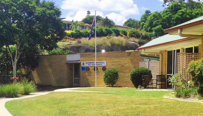 RSL Queensland RSL Brisbane North District Kenmore-Moggill RSL Sub-branch
