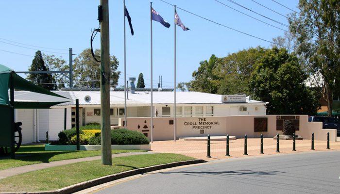 RSL Queensland RSL Brisbane North District Sherwood Indooroopilly RSL Sub-branch
